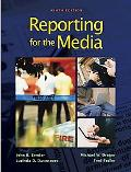 Reporting for the Media (Paperback)