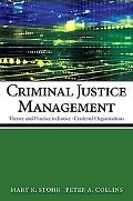 Criminal Justice Management