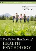 Oxford Handbook of Health Psychology