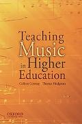 Teaching Music in Higher Education
