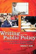 Writing Public Policy: A Practical Guide to Communicating in the Policy-Making Process