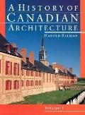 History of Canadian Architecture