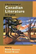 New Anthology of Canadian Literature in English