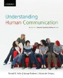 Understanding Human Communication: Second Canadian Edition