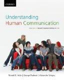 Understanding Human Communication: Second Canadian Edition