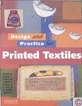 Design & Practice for Printed Textiles