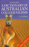 Dictionary of Australian Colloquialisms