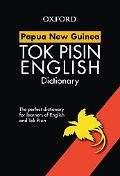 Papua New Guinea Study Dictionary Tok Pisin