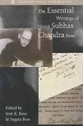 Essential Writings of Netaji Subhas Chandra Bose