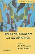 Hindu Nationalism And Governance