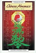 Chinese Almanacs