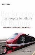 Bankruptcy to Billions: How the Indian Railways Transformed Itself