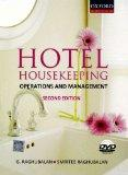 Hotel Housekeeping: Operations and Management