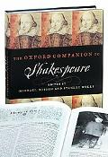 Oxford Companion to Shakespeare