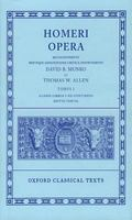 Homeri Opera Iliadis Libros I-XII Continens