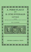 A. Persi Flacci Et D. Ivni Ivvenalis Satvrae