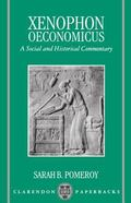 Xenophon Oeconomicus A Social and Historical Commentary