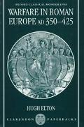 Warfare in Roman Europe, Ad 350-425