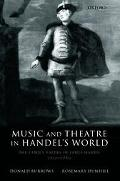 Music and Theatre in Handel's World The Family Papers of James Harris, 1732-1780