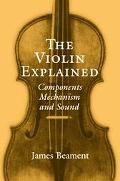 Violin Explained Components, Mechanism, and Sound