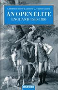 Open Elite? England, 1540-1880