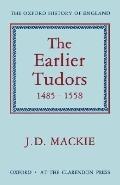 Earlier Tudors 1485-1558
