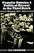 Pop.opinion+pol.dissent...third Reich