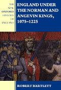 England Under Norman+angevin Kings...