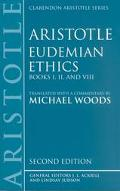 Eudemian Ethics Books I, Ii, and VIII