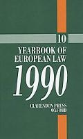 Yearbook of European Law, 1990