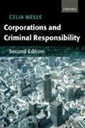 Corporations and Criminal Responsibility