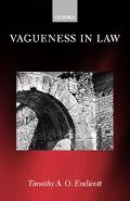Vagueness in Law