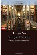 Poverty and Famines An Essay on Entitlement and Deprivation