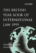 British Year Book of International Law 1999