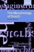 Morphology of Dutch