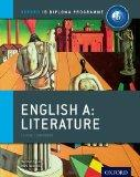 IB English A Literature: Course Book: Oxford IB Diploma Program (Oxford IB Diploma Programme)