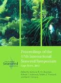 Seventeenth International Seaweed Symposium Proceedings of the Xviith International Seaweed ...