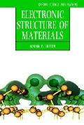 Electronic Structure of Materials