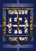 Neurocognition of Language