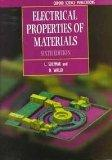 Electrical Properties of Materials (Oxford Science Publications)