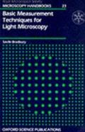 Basic Measurement Techniques for Light Microscopy