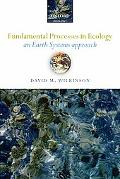 Fundamental Processes in Ecology An Earth Systems Approach