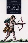 Dictionary of English Surnames