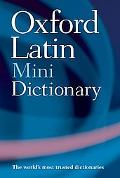 Oxford Latin Minidictionary