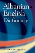 Oxford Albanian-English Dictionary