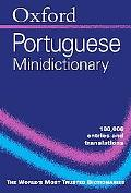 Oxford Portuguese Minidictionary Portuguese-English/Portugues-Ingles English-Portuguese/Ingl...
