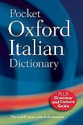 Pocket Oxford Italian Dictionary Italian-English/ English-Italian
