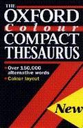 Oxford Colour Compact Thesaurus