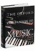 Oxford Companion to Music
