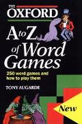 Oxford a to Z of Word Games